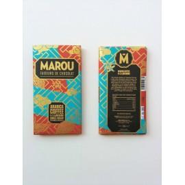 Chocolat Noir Marou – Café Arabica Lam Dong 64%
