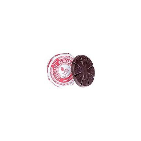 """Disques de chocolat """"TAZA"""" Cannelle"""