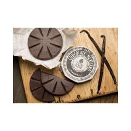 "Disques de chocolat ""TAZA"" Vanille"