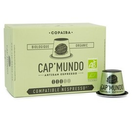Copaiba Capsules Cap'Mundo