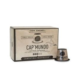 Don Jimenez Capsules Cap'Mundo
