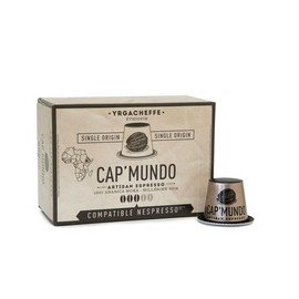 Moka Yrgacheffe Capsules Cap'Mundo
