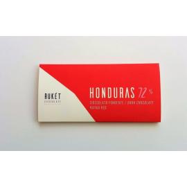Tablette Chocolat Noir Rukét – HONDURAS 72%