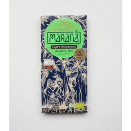 Tablette Chocolat Noir Marana – San Martin 80% de Cacao