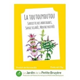 Tisane La Toutouyoutou bio
