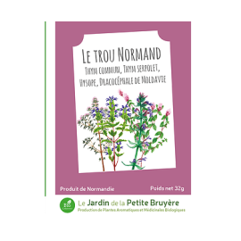 Tisane Le Trou Normand
