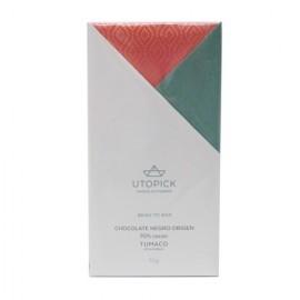 tablette de chocolat noir 70% Tumaco UTOPICK