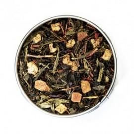 Thé vert  les Maldives