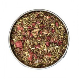 Rooibos vert aux fruits rouges - 100g